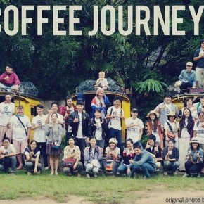 THE COFFEE JOURNEY 2013 ①